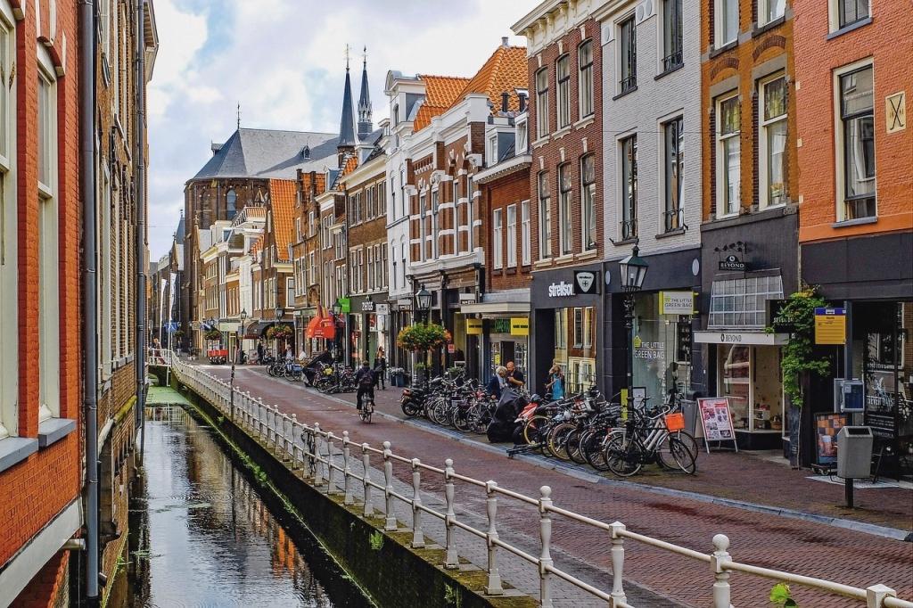 Delft, Nederländerna