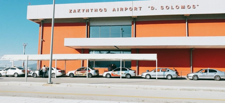Zračna luka Zakintos