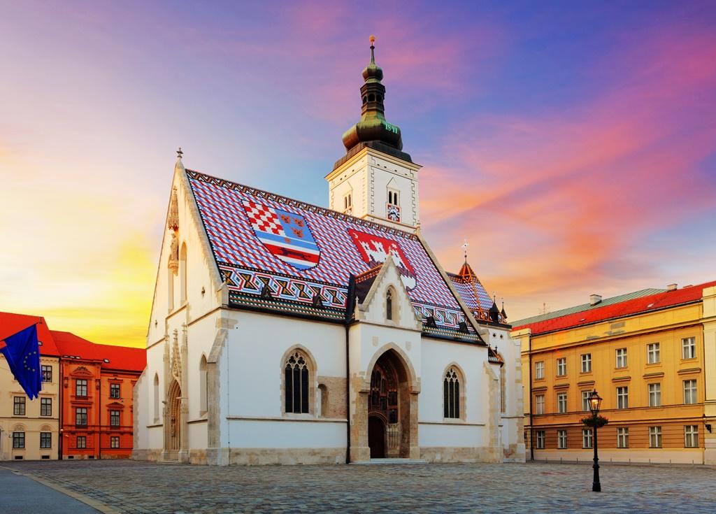 Zagreb bezoeken