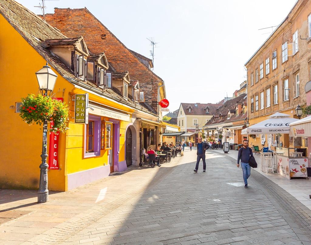 Wat te zien in Zagreb