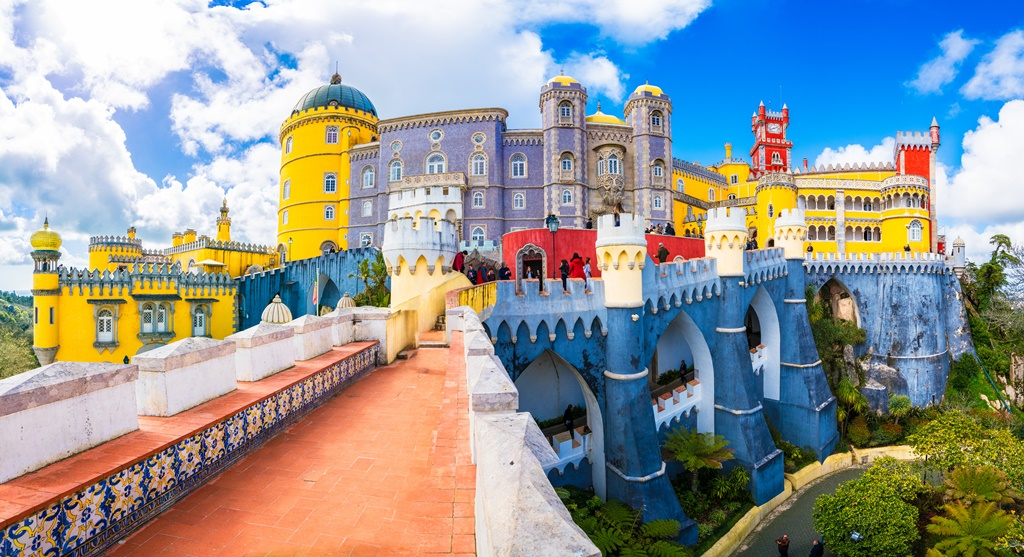 National Palace of Pena, Sintra