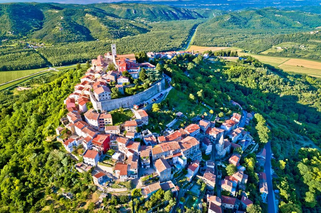 Wat te zien in Istrie