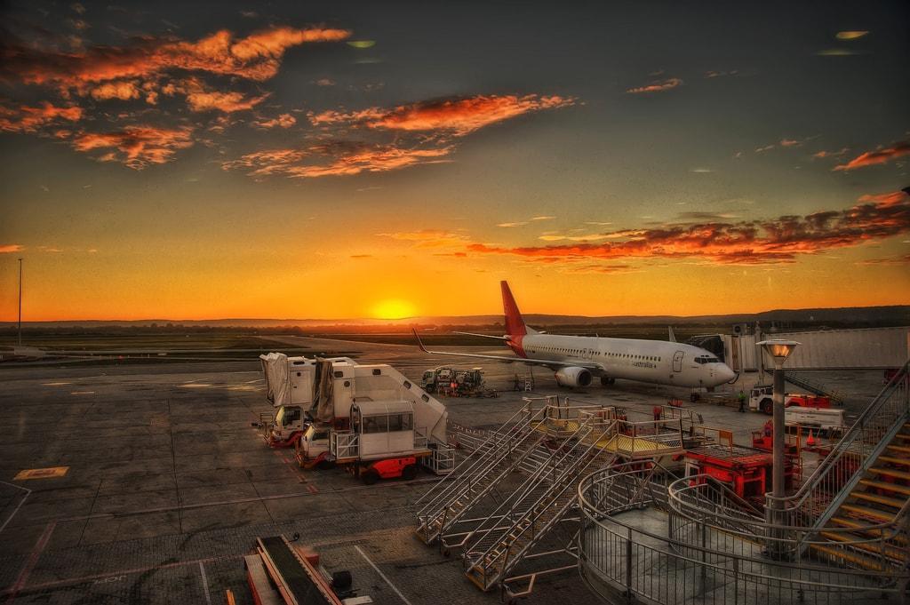Australia Perth Airport