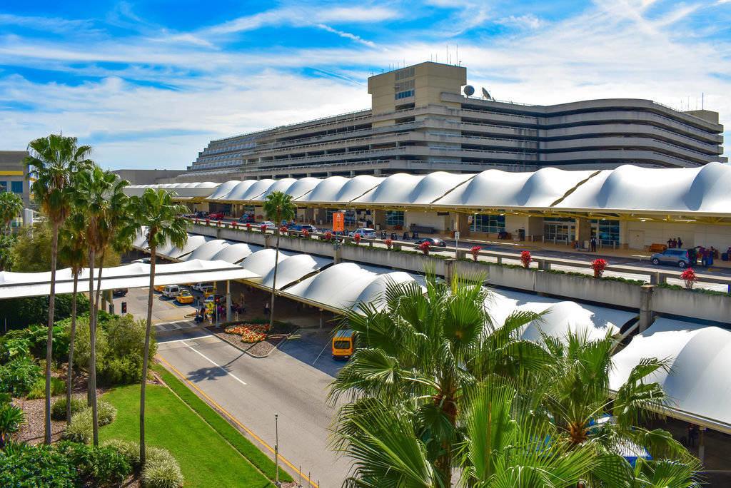 Florida Orlando International Airport