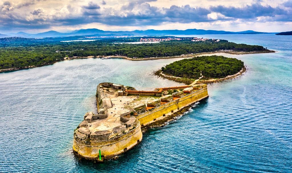 St Nicholas fortress
