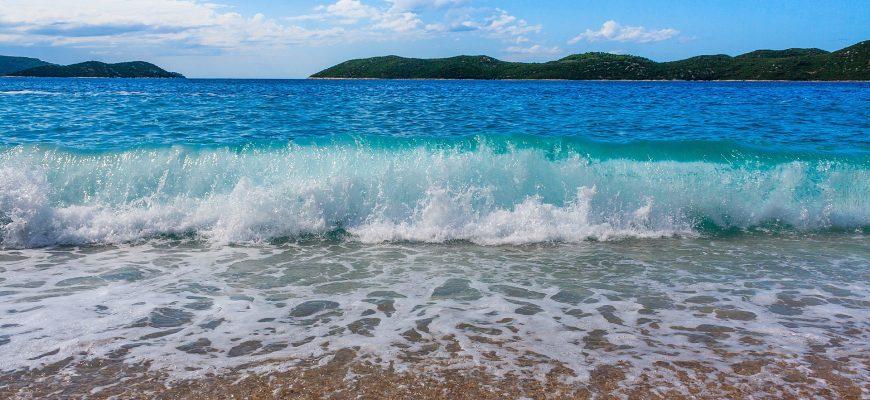 Najlepsze plaże - Chorwacja