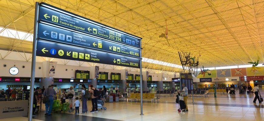 Zračna luka Gran Canaria
