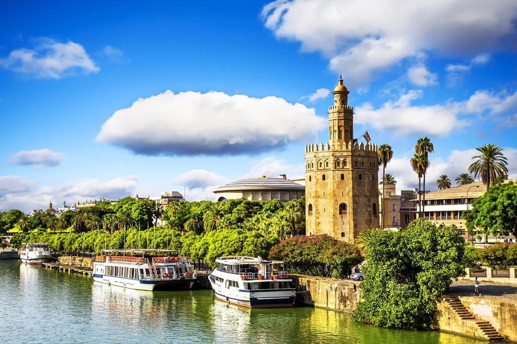 Sevilla, Andalusia, Spanien