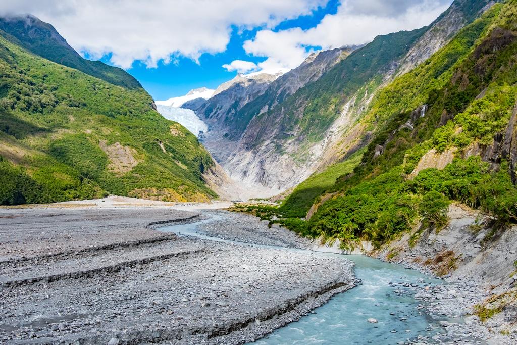 Franz Josef Glacier, Westland Tai Poutini National