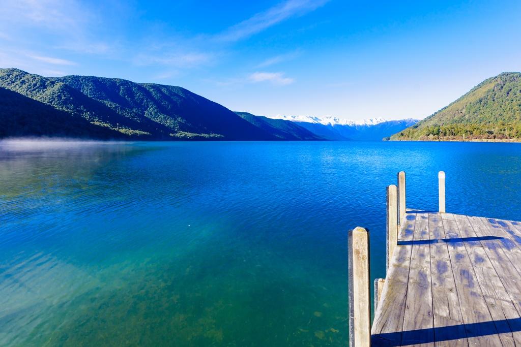 Jezero Nelson