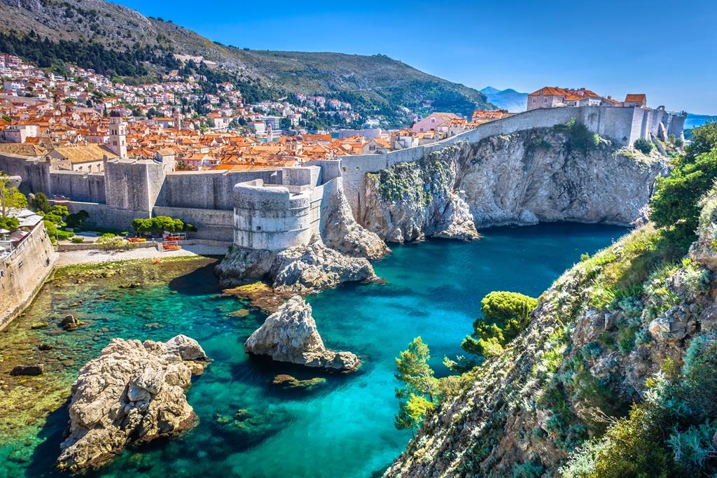 Spiaggie di Dubrovnik