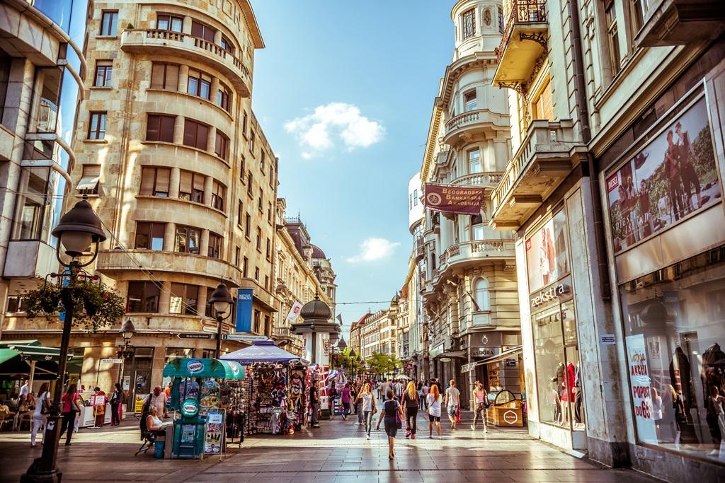 Ulica Kneza Mihaila