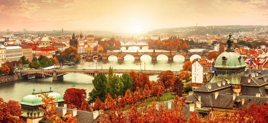 Prag, putovanje u Češku