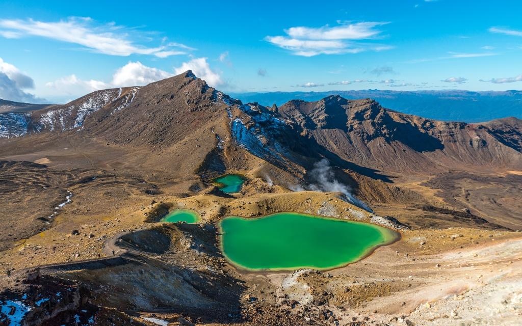 Nacionalni Park Tongariro