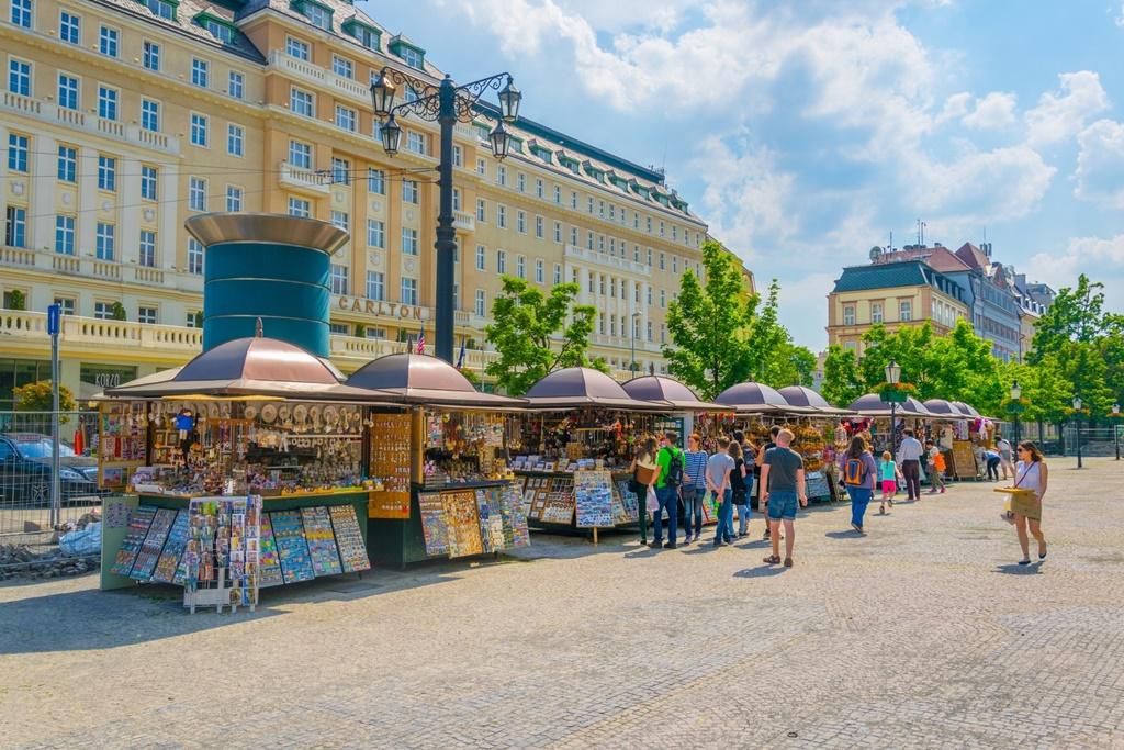 Bratislava shopping