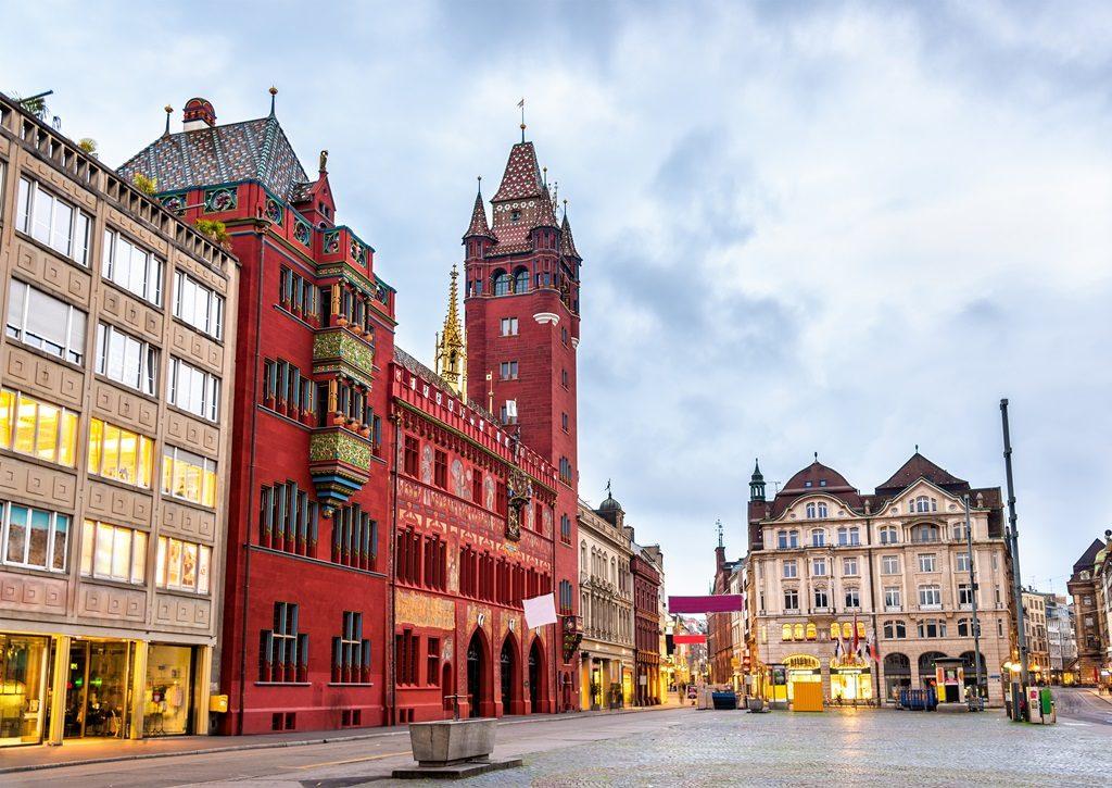 Basel Marktplatz