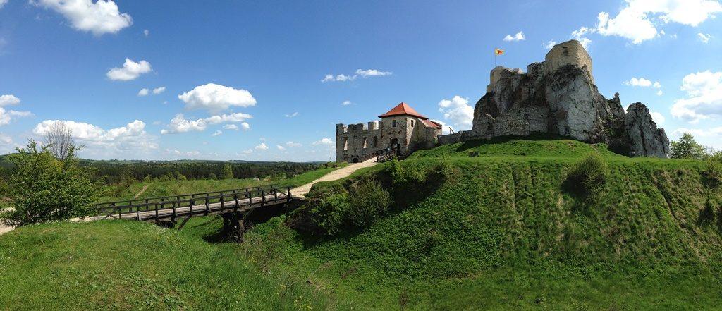 Ogrodzieniec Burg, Rabsztyn