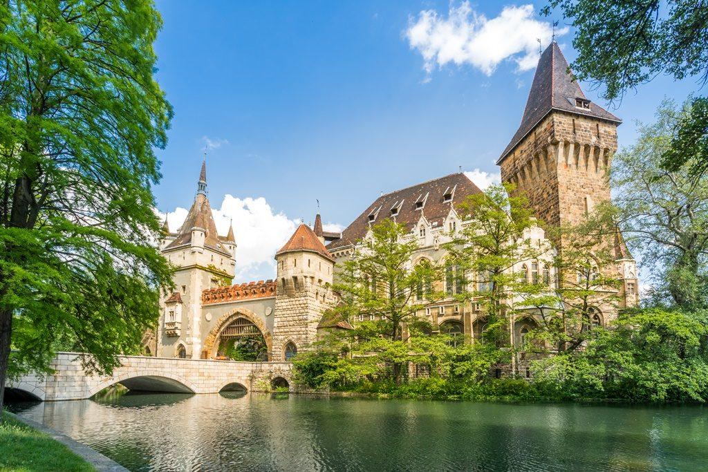 Vajdahunyad Burg, Budapest