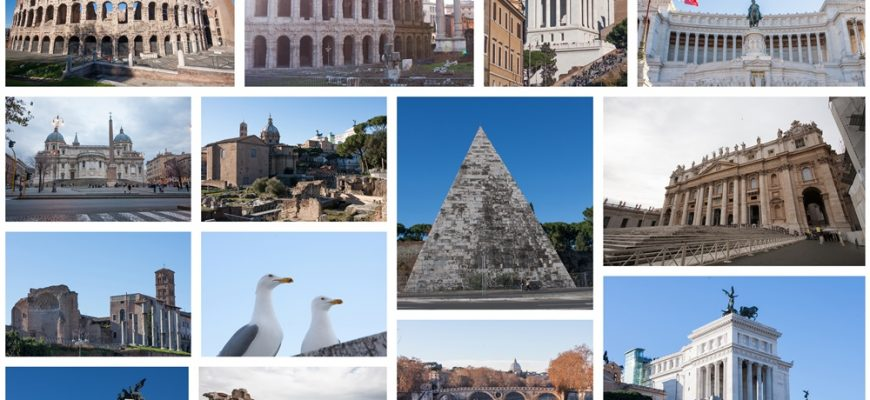 Kolaž Italija
