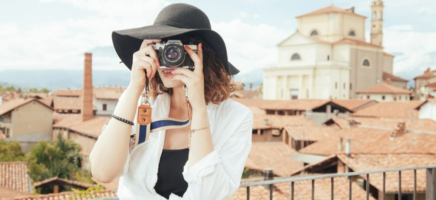 Fotografkinja na putovanju