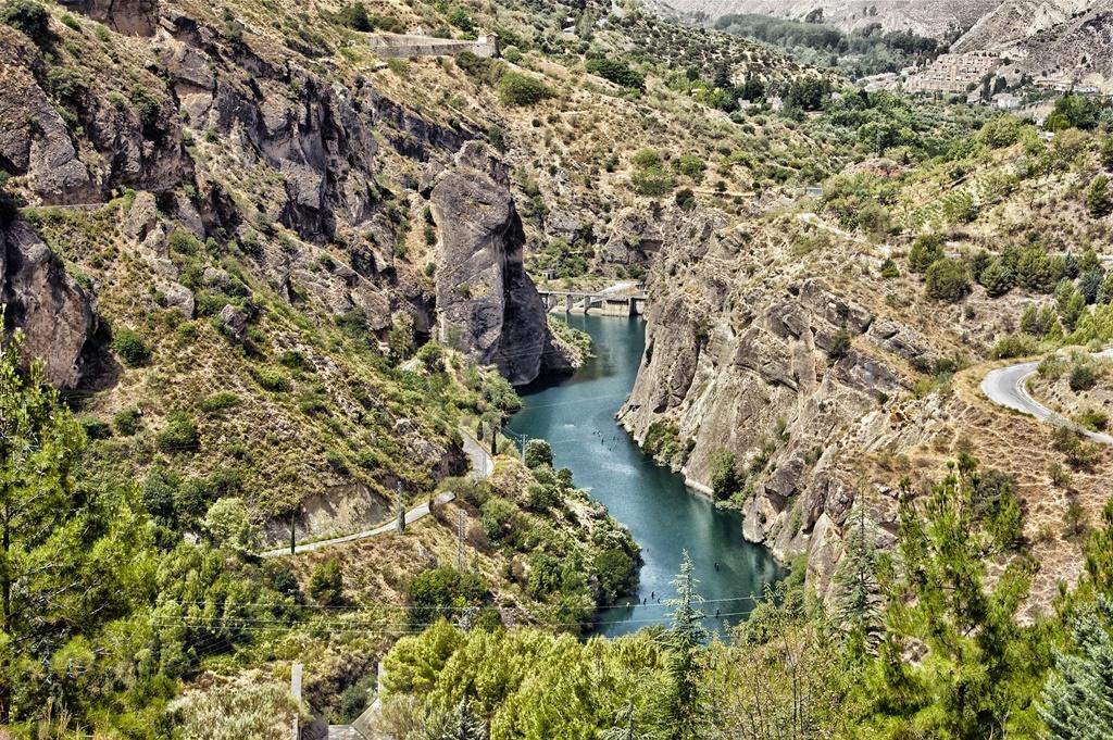 National parks in Europe, NP Sierra Nevada