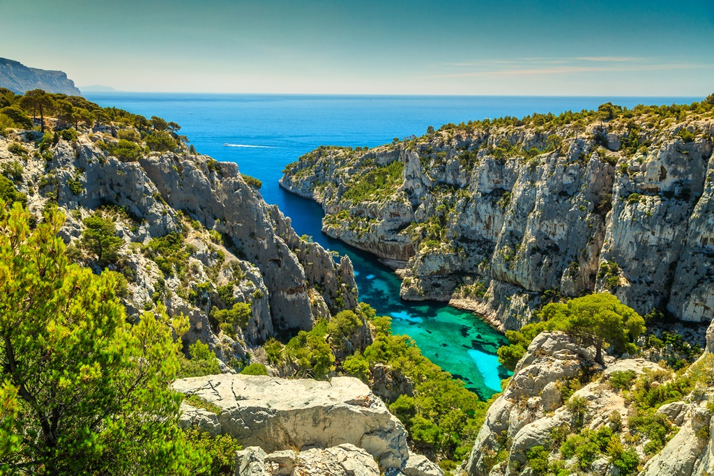 National parks in Europe, NP Calanques