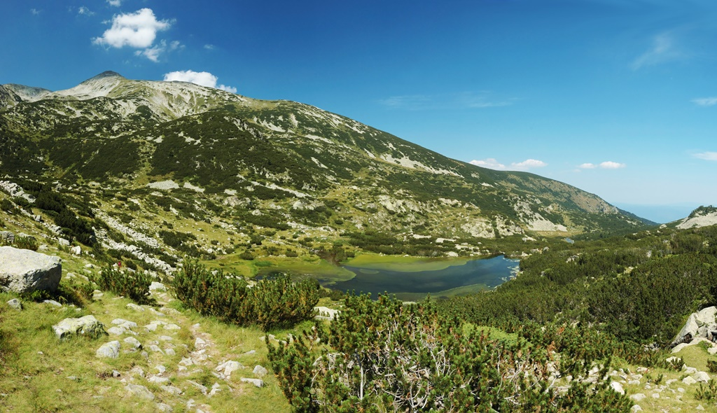 National parks in Europe, NP Pirin