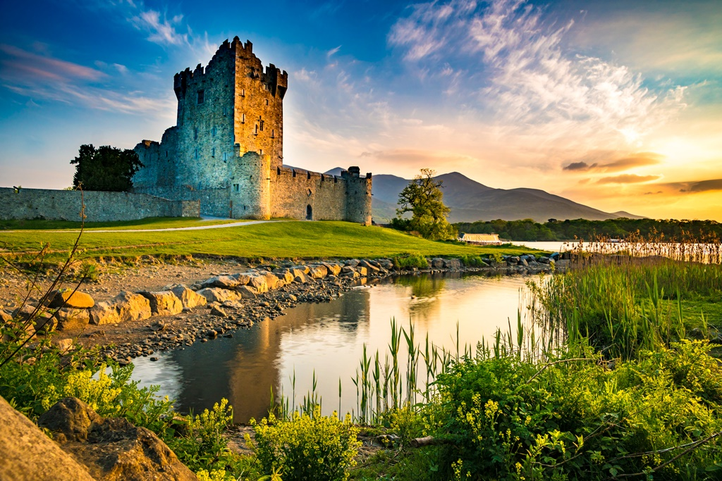 National parks in Europe, NP Killarney