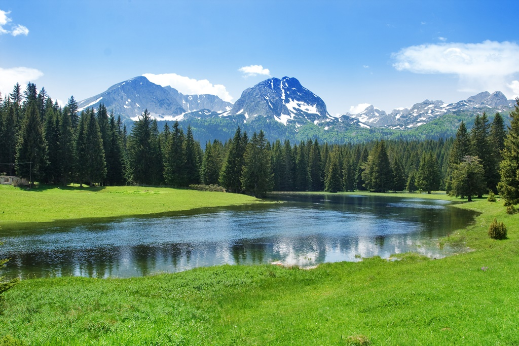 National parks in Europe, NP Durmitor