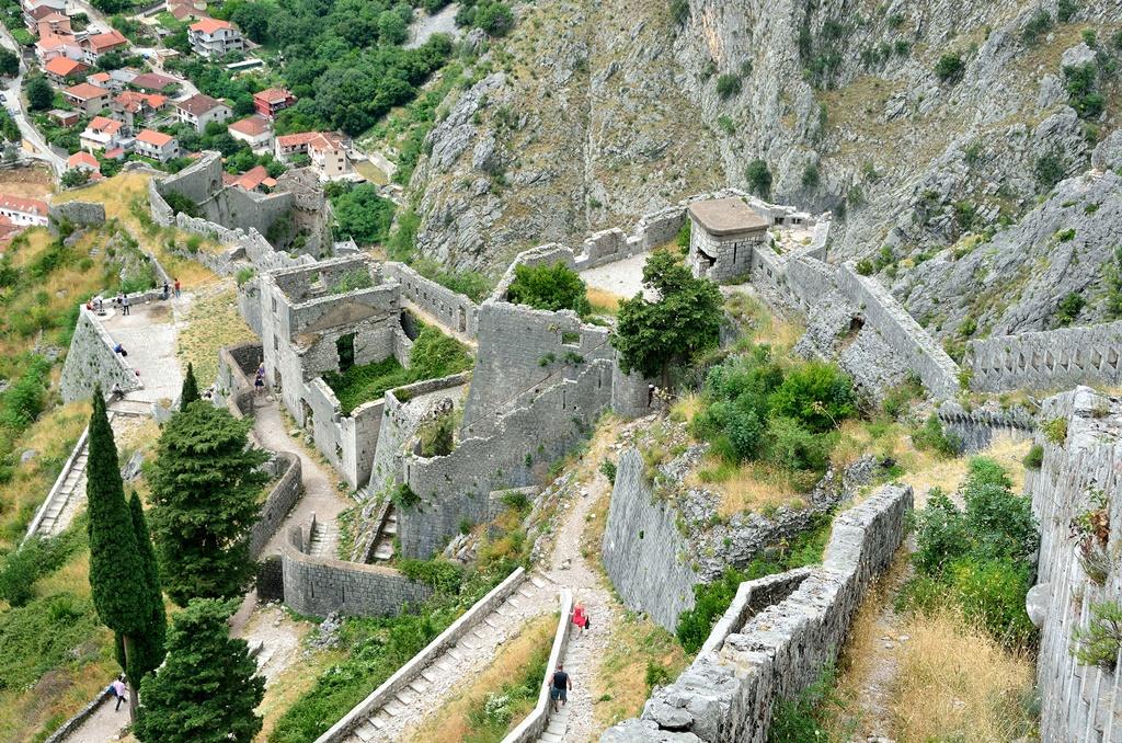 Kotorske zidine