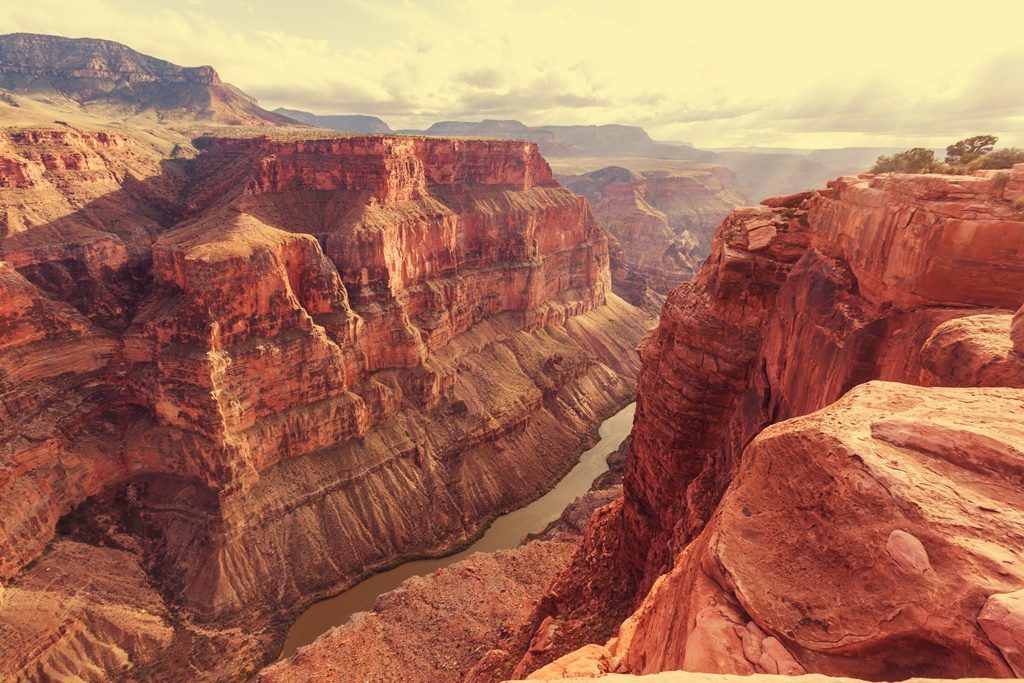 Grand Canyon National Parks in the USA