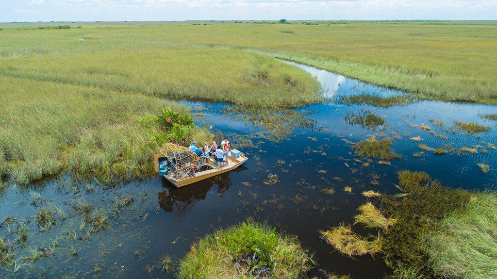 USA National Parks Everglades