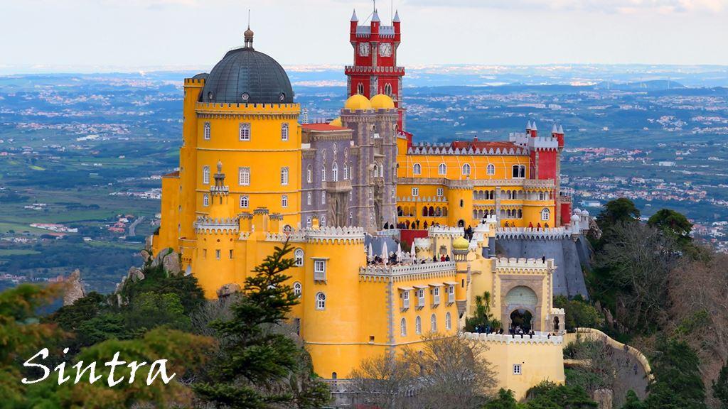 Portugal Sintra Castle