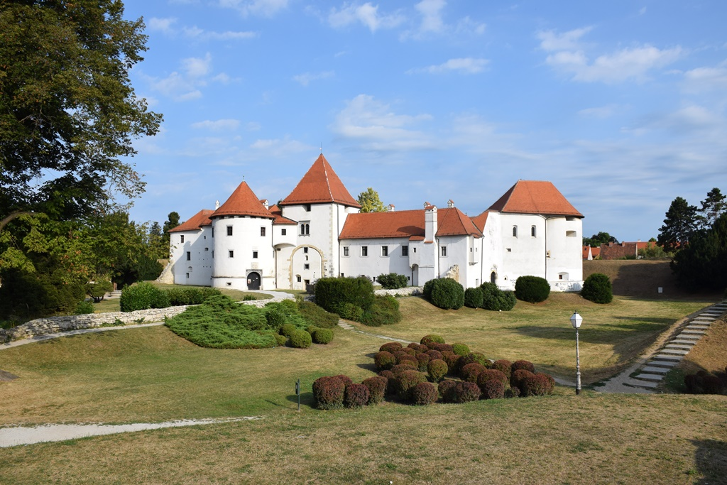 Città vecchia di Varazdin