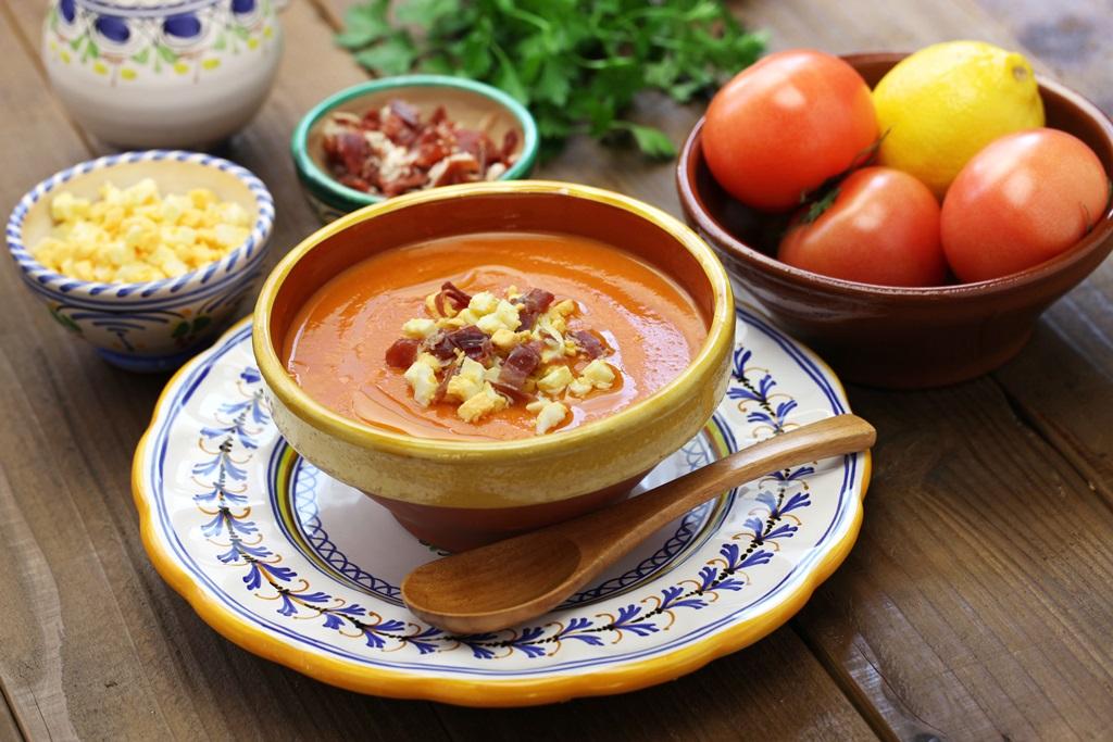Un piatto tipico della cucina spagnola
