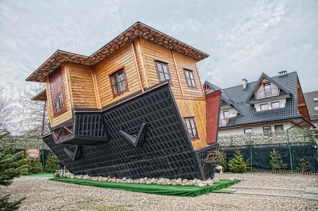 Upside down house Zakopane