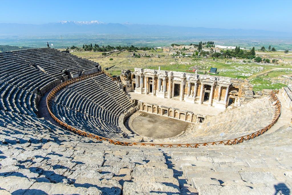 Amphitheatre in Izmir