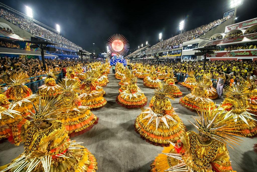 Samba parada