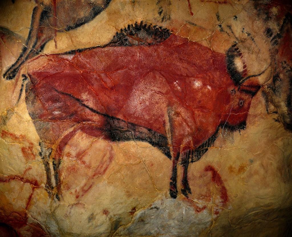 L'arte preistorica nella grotta di Altamira