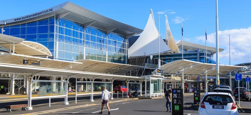 Zračna luka Auckland