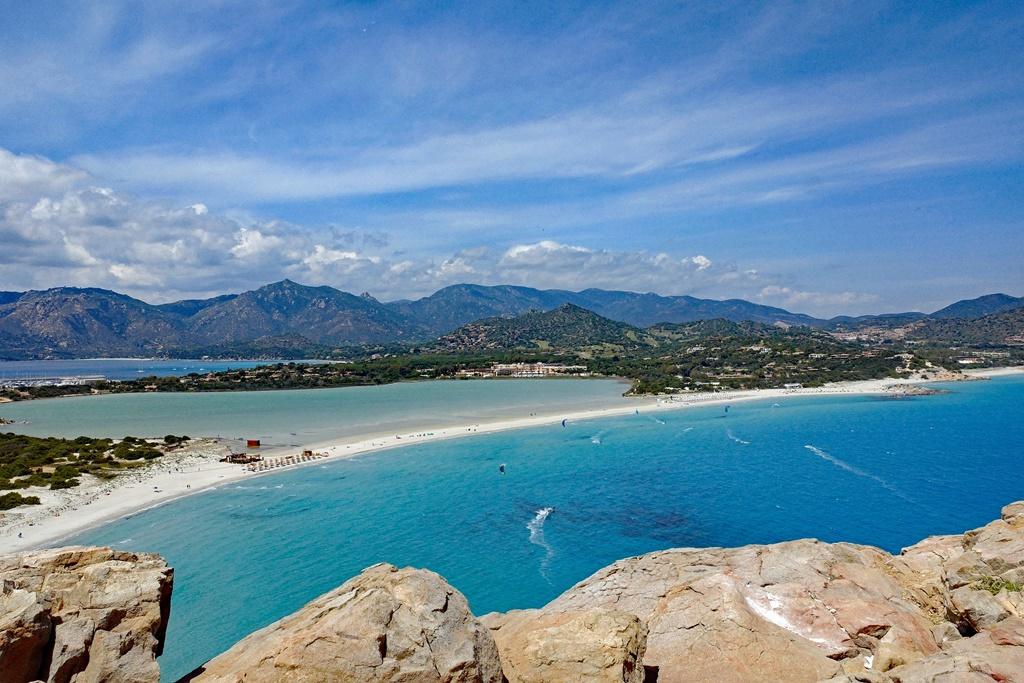 Porto Giunco Beach, Sardinia