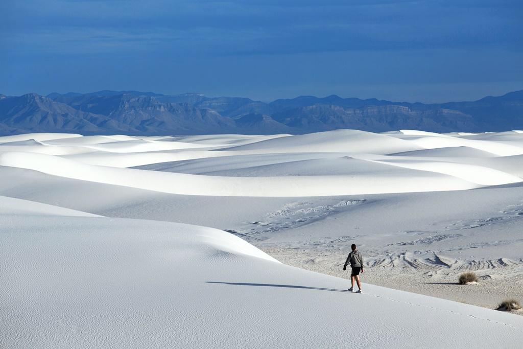 Parco nazionale di White Sands