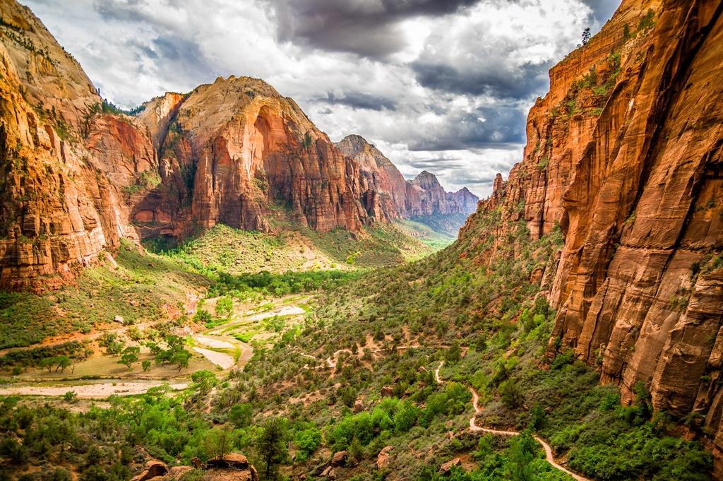 Parco nazionale di Zion