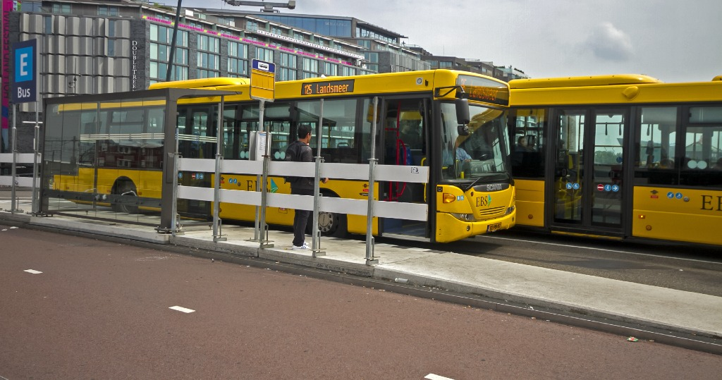 Bus in the UK