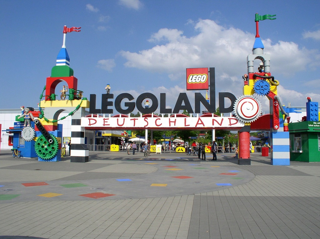 Best theme parks in Europe: Legoland, Germany