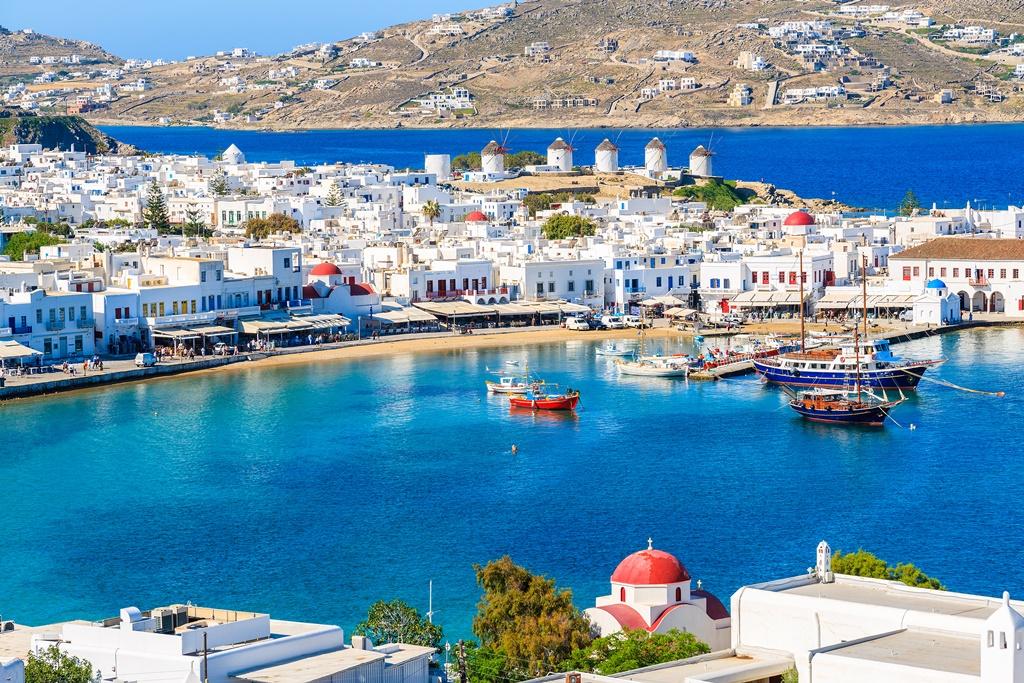 Città di Mykonos