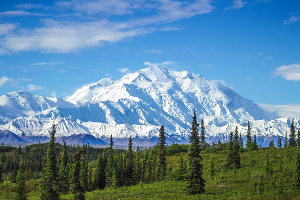 Nacionalni parkovi u SAD-u: Planina Denali