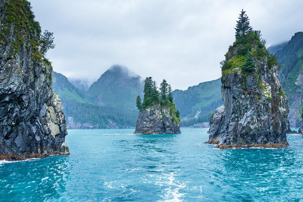 Nacionalni parkovi u SAD-u: Fjordovi Kenai