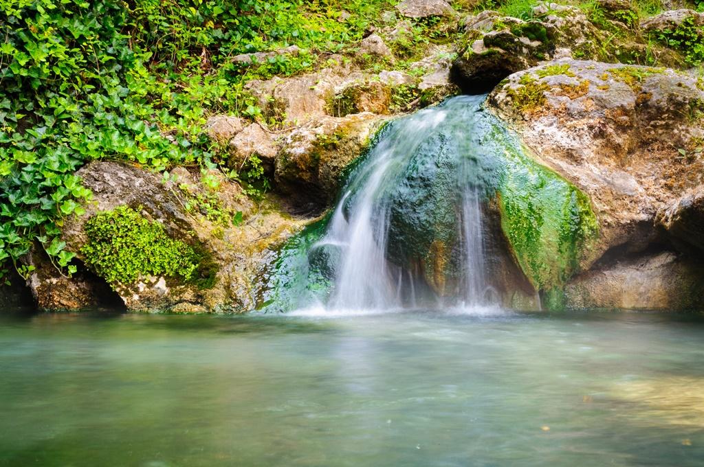 Nacionalni parkovi u SAD-u: Hot Springs