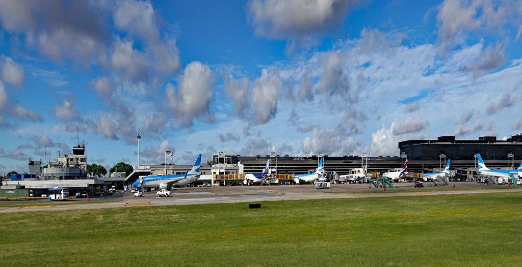 Aeroporto Jorge Newbery di Buenos Aires